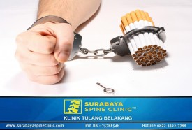 Stop Smoking to be a Healthy Spine